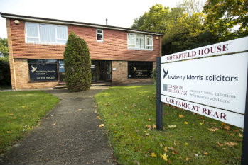 Rowberry Morris Solicitors in Tadley Hampshire